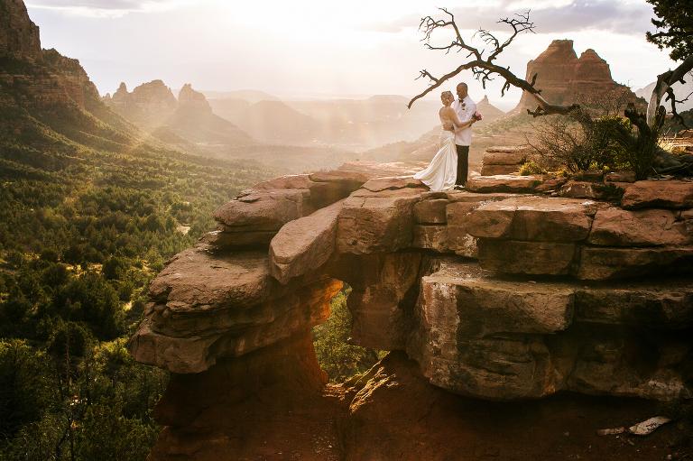 Merry-Go-Round Rock wedding