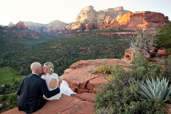 Sedona wedding venues photo galleries weddings in sedona seven canyons junglespirit Images