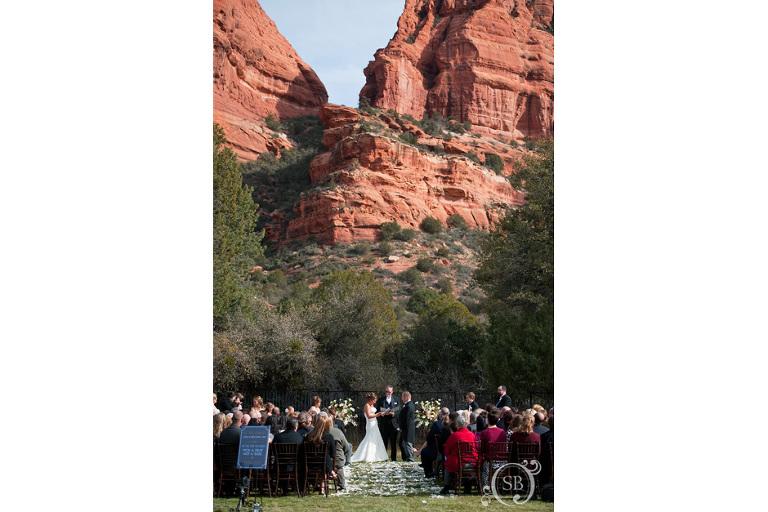 Weddings At Enchantment Resort