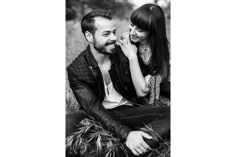 Free People clothing engagement session