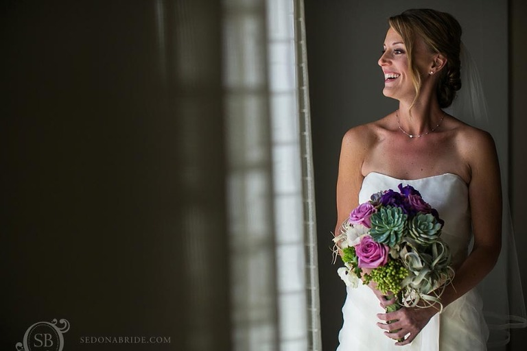L'Auberge Weddings ~ portrait of the bride
