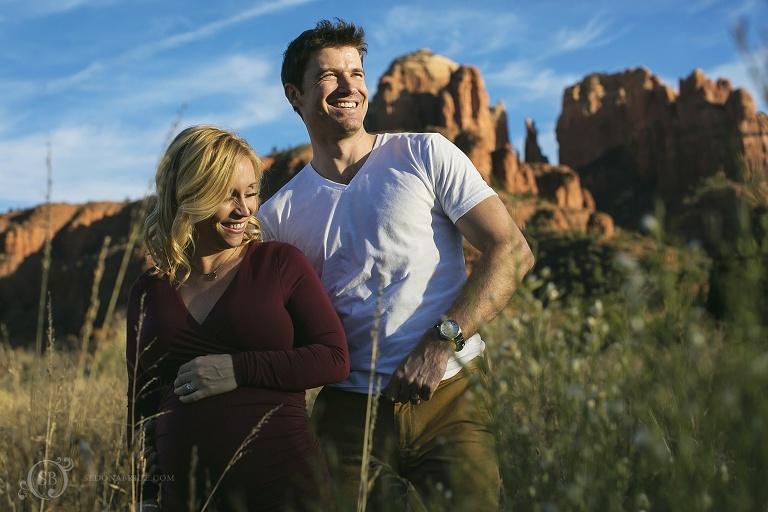 SedonaBride.com Maternity and Family Portraits in Sedona Arizona Portrait Photography