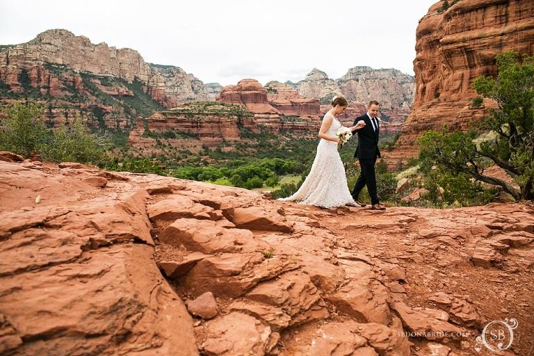 Wedding Photography In Sedona