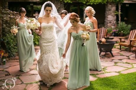 Sedona Arizona Wedding Bride El Portal