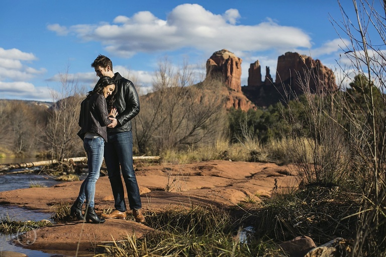 b9b4aeaad02bc An Sedona engagement session is almost always guaranteed to wow. Where else  can you have your pictures taken and sort of feel like you've been to the  ...