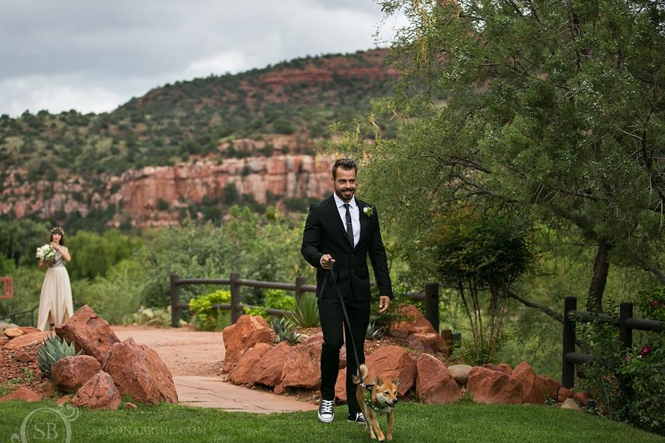 Sedona Bride Photographers