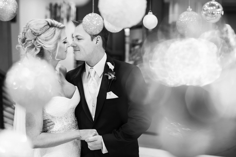 Sedona winter wedding
