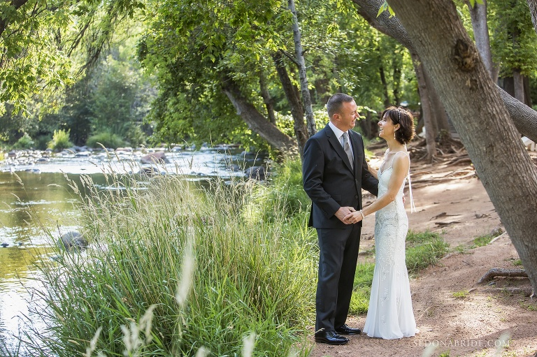 Sedona elopement at L'Auberge