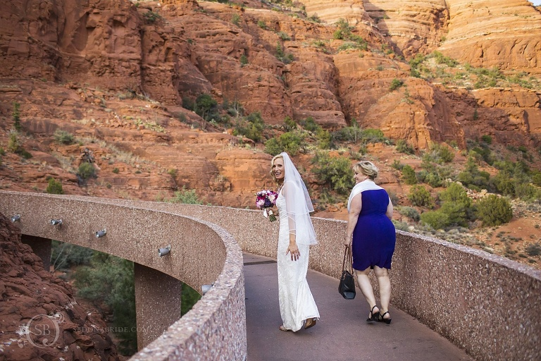 Sedona Chapel Wedding Anita And Armand S In The Bride Officially Makes Her